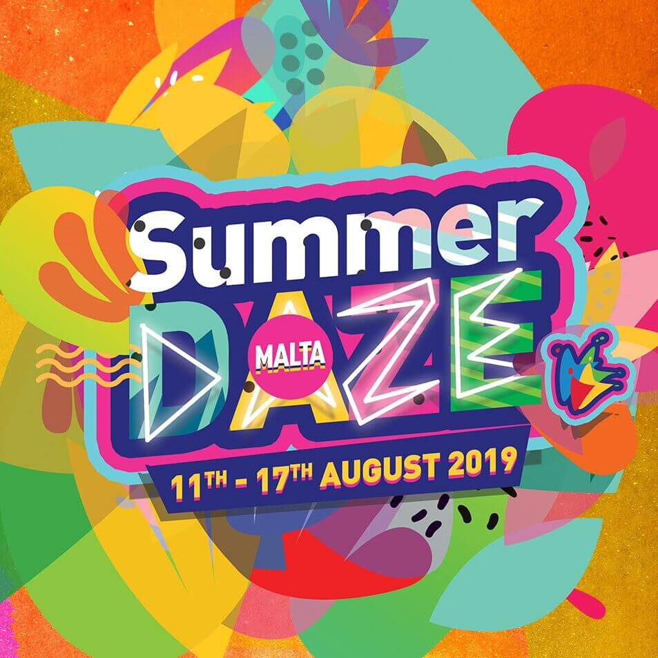 Summer Daze Malta set for another iconic Music Festival