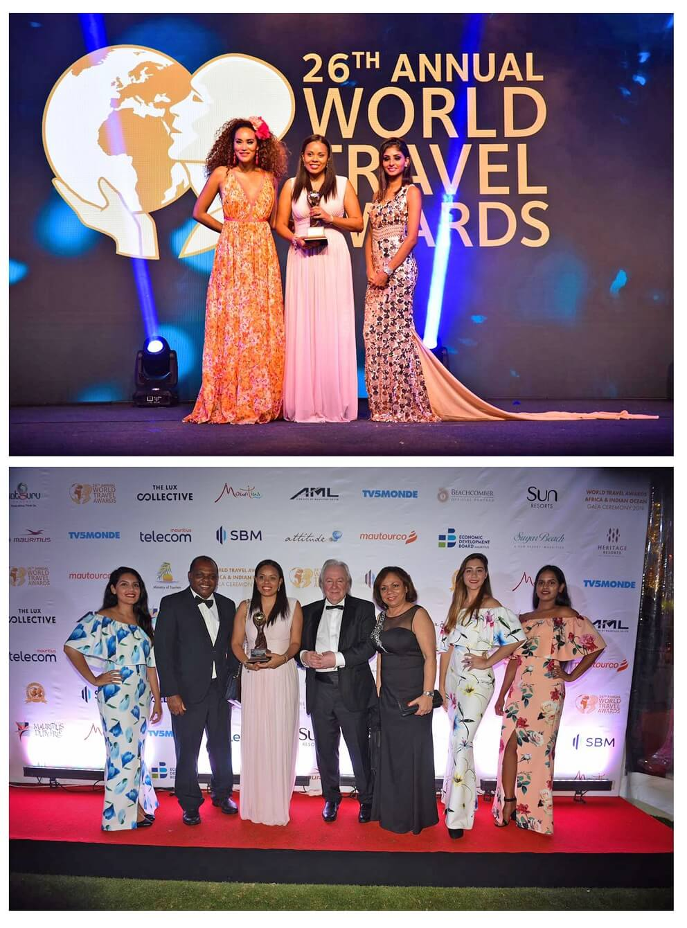 Seychelles shines in all splendor as Indian Ocean's Leading Sustainable Tourism Destination 2019 in Mauritius