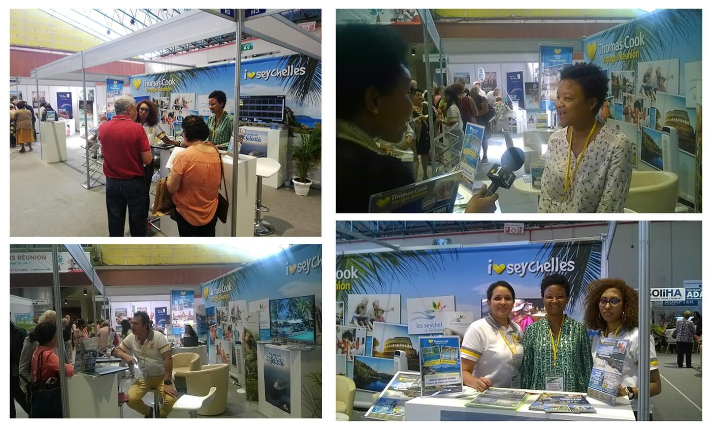Seychelles highlighted in Reunion Senior Trade Fair