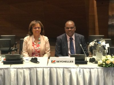 Seychelles participated in 110th Session of UNWTO Executive Council