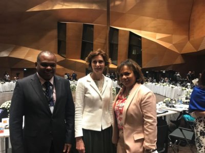 , Seychelles participated in 110th Session of UNWTO Executive Council, Buzz travel | eTurboNews |Travel News