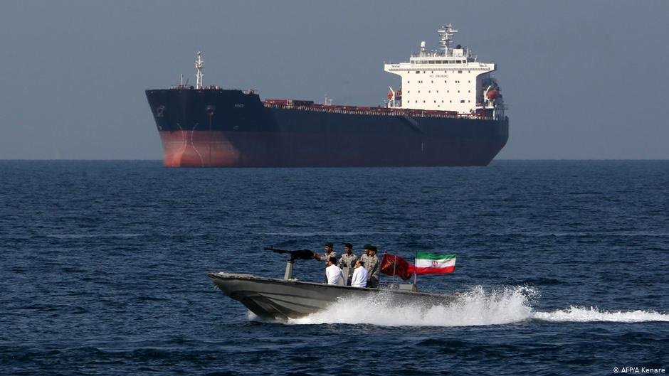 UAE oil tanker disappears in Persian Gulf near Iran