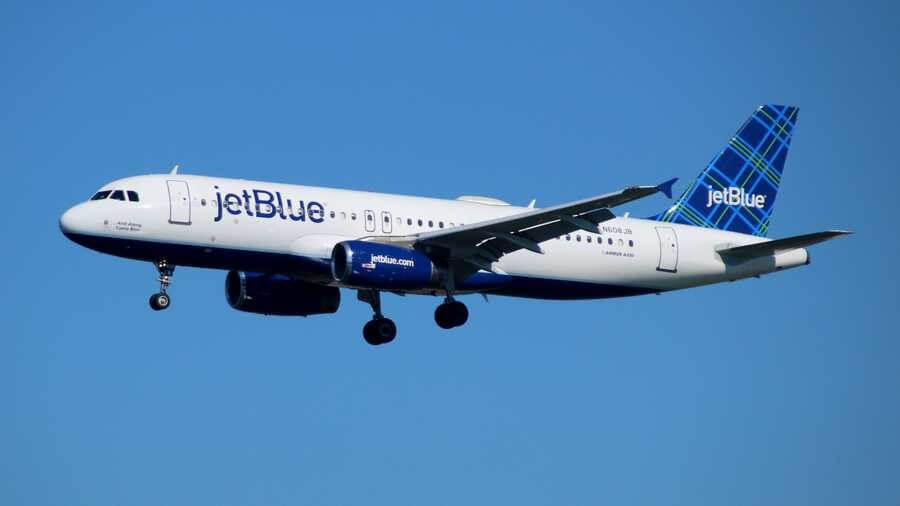 JetBlue heads to the Guadeloupe Islands from New York, JFK