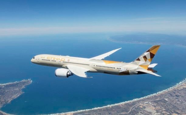 Etihad upgrades Shanghai and Chengdu routes with Boeing 787 Dreamliners