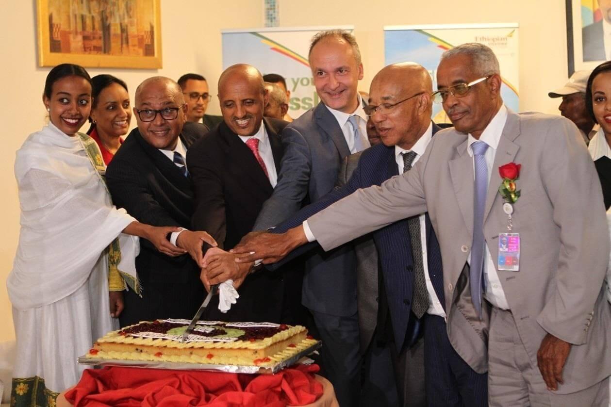 Ethiopian Airlines inaugurates Marseille service