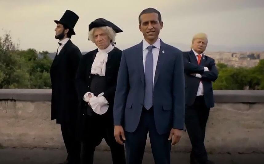 Alitalia takes massive flak for 'blackface Obama' video ad
