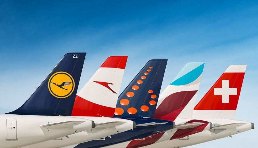 Lufthansa Group: 13.8 million passengers in June 2019