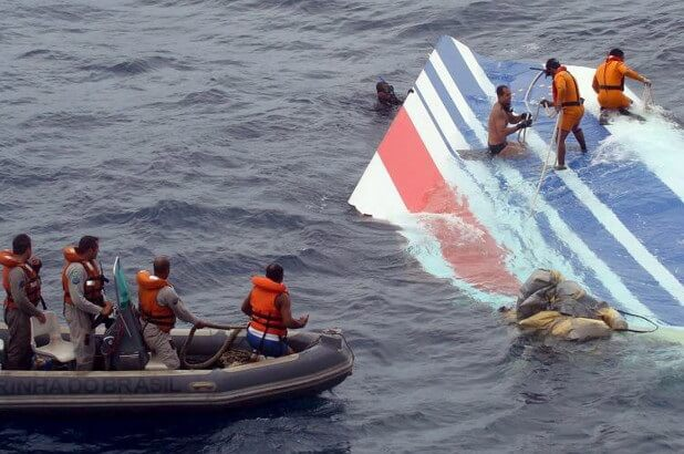 Manslaughter & negligence: Air France could face trial over 2009 crash