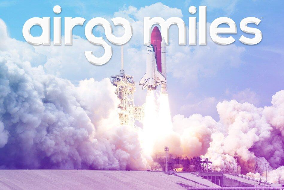 AirGo Miles launching universal travel mile rewards program