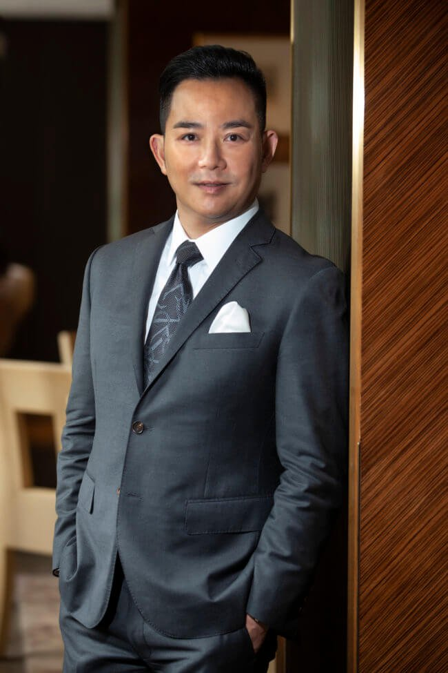 Wharf Hotels appointed Balwin Yeung as Group Director Global Sales