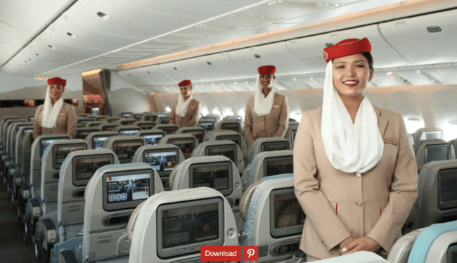 Emirates launches its new service to Porto