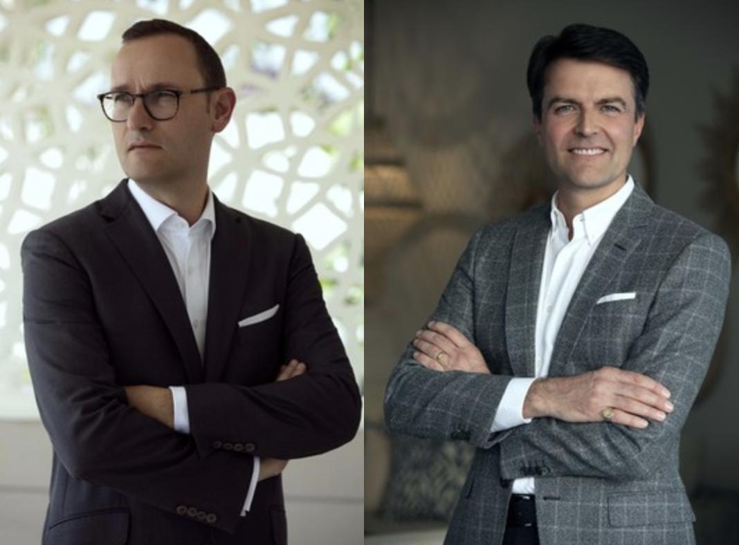 Kerzner International announced promotion of two key executives