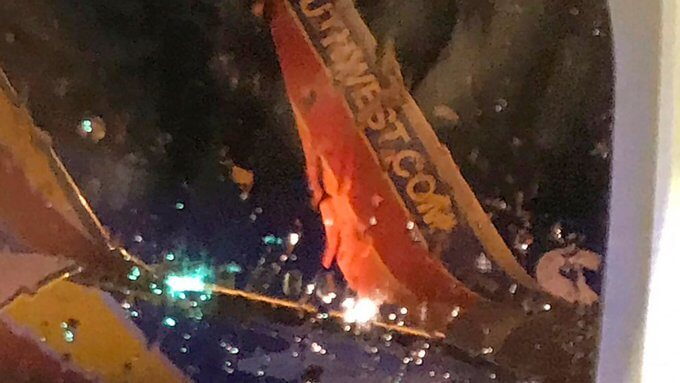 Two Southwest Airlines aircrafts collided at Nashville International Airport
