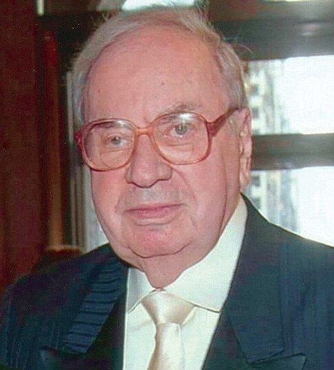Holocaust Survivor Manfred Steinfeld, Shelby Williams Industries Founder died