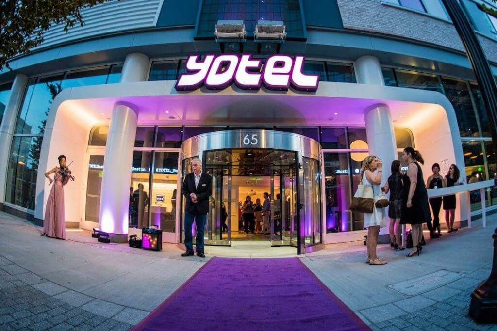 YOTEL is coming to Underground Atlanta