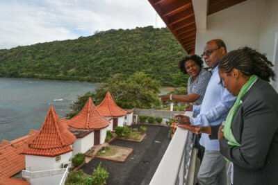 Jamaica's Bartlett eyeing St. Mary for Sustainable Tourism Development