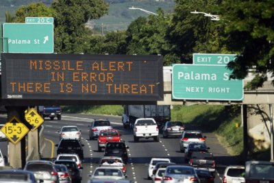 Hawaii tourists face another false alarm scare: This time of an active shooter