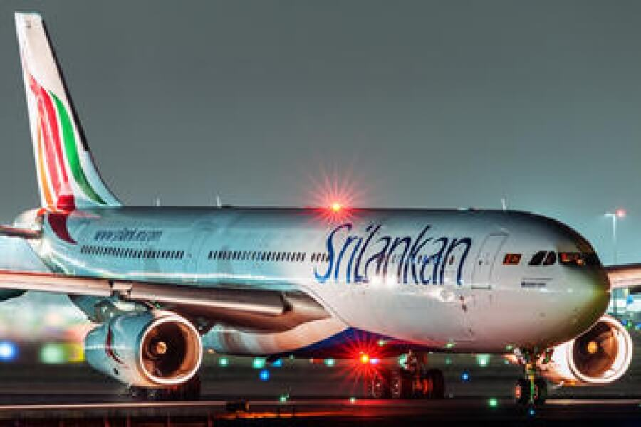 SriLankan Airlines beefs up Delhi and Colombo route