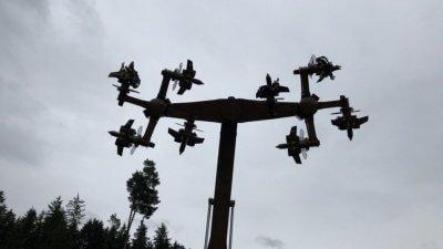 'Holocauster'? Visitors not amused by 'swastika ride' at German amusement park