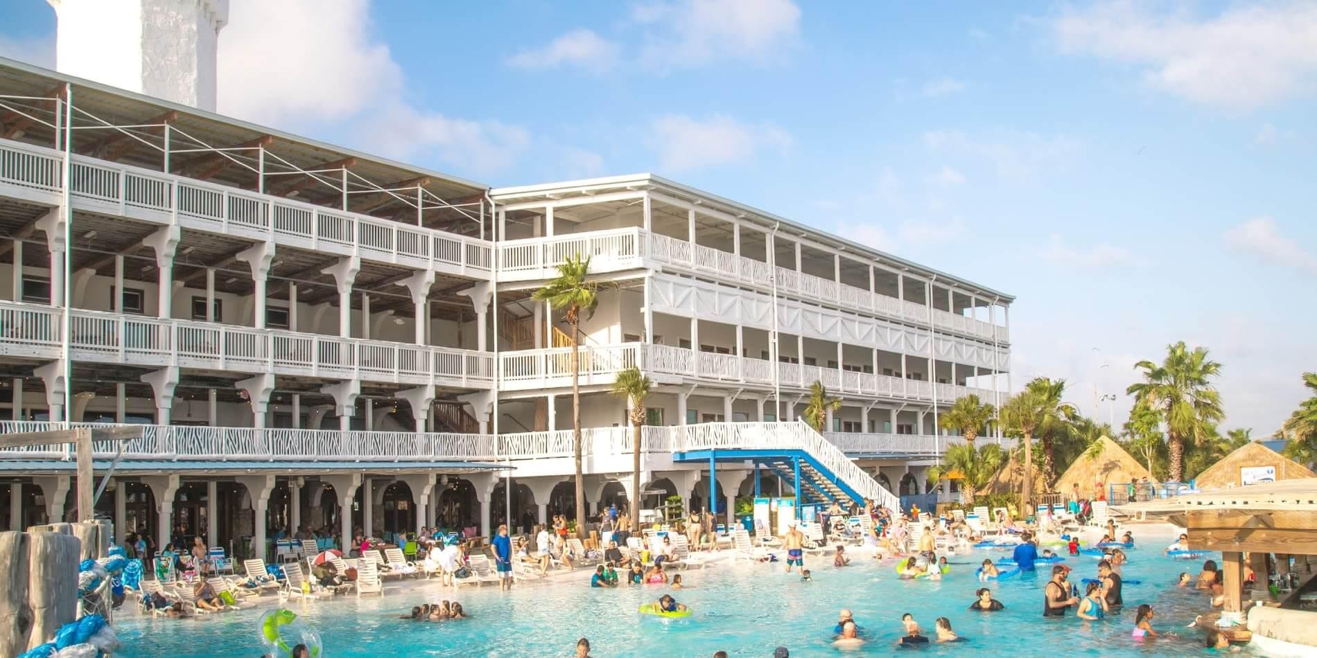 Benchmark adds Waves Resort Corpus Christi to management portfolio