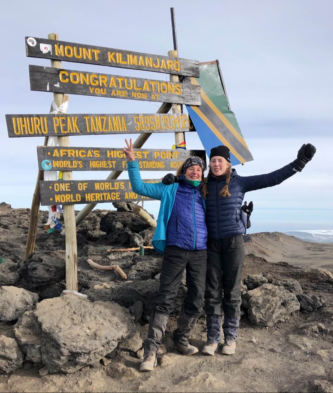 Mount Kilimanjaro is 'cherry on the cake' and needs to remain natural