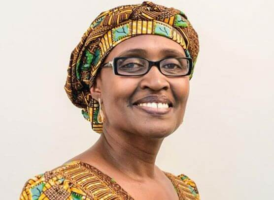 Winnie Byanyima named UNAIDS Executive Director and United Nations Under-Secretary-General