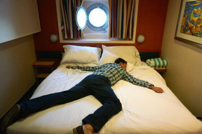 Princess Cruises: Most of the world still not getting enough sleep