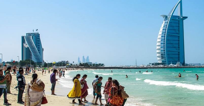Dubai tourism boom: India leads the pack once again