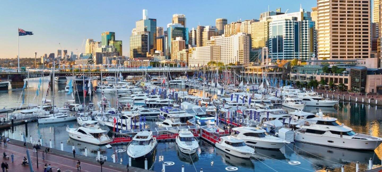 Sydney hosts 52nd International Boat Show