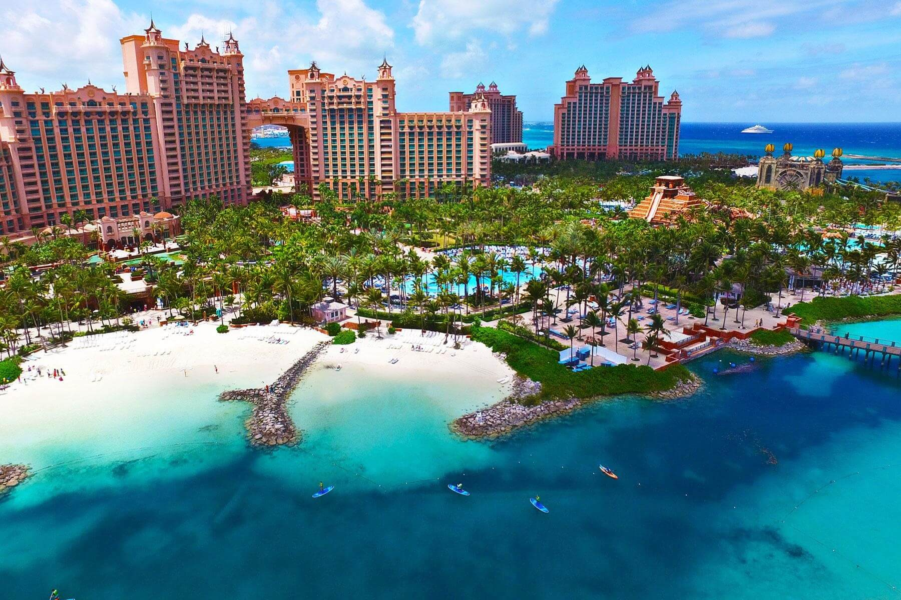 What's new in The Bahamas for August