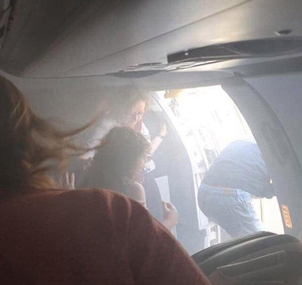 British Airways plane makes emergency landing in Valencia after smoke fills cabin