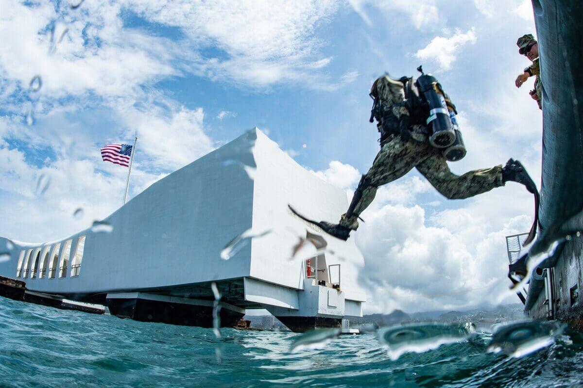 USS Arizona Memorial in Hawaii finally set to re-open