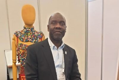 Africa welcomes visitors with open arms: Meet the new Voice of Africa Cuthbert Ncube
