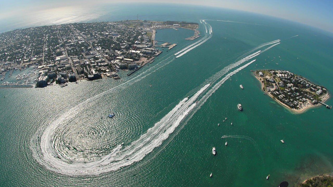 Florida Keys escapes Hurricane Dorian: Tourists welcome