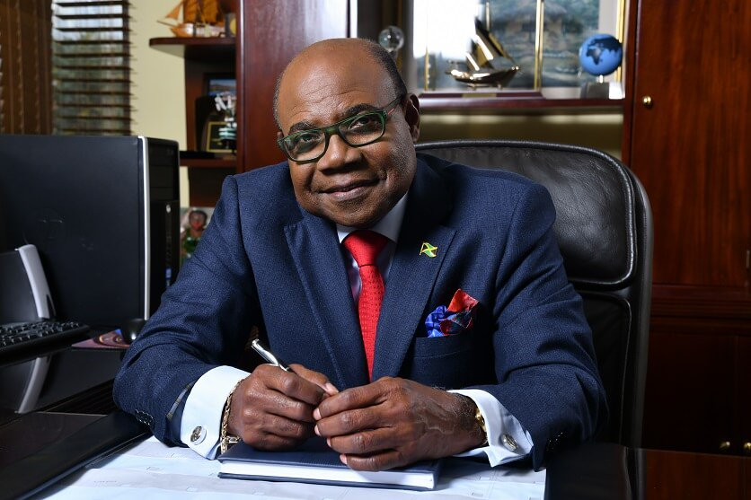 Jamaica Tourism Minister Bartlett to receive Africa Travel and Tourism Award