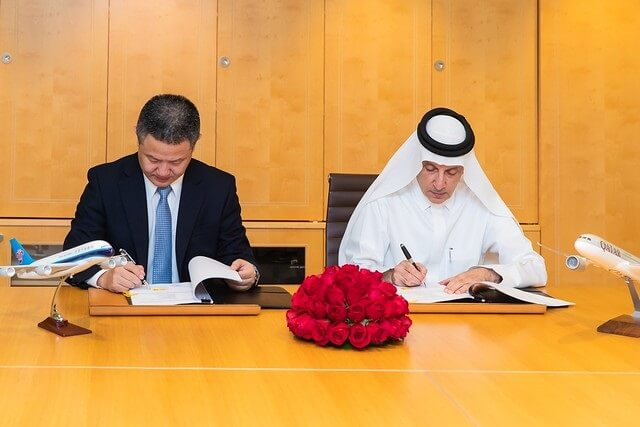 Qatar Airways and China Southern Airlines announce codeshare agreement