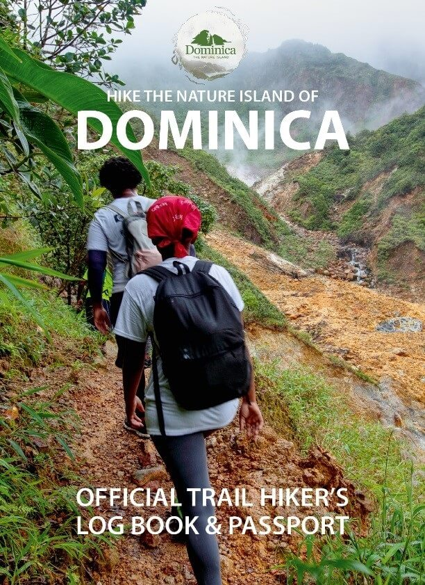 Dominica launches official Trail Hiker's Logbook and Passport