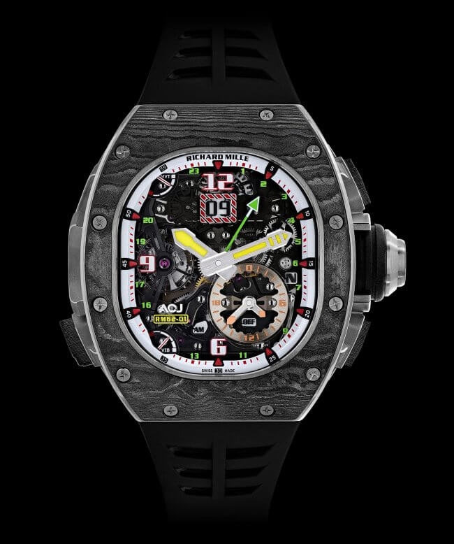Airbus Corporate Jets launches new watch with Richard Mille