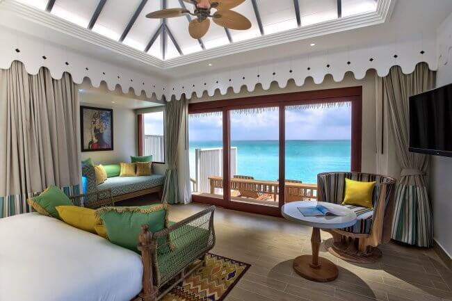 Curio Collection by Hilton debuts in South East Asia with SAii Lagoon Maldives