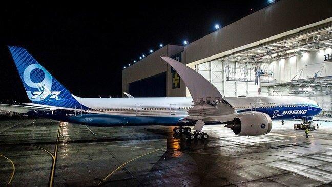 Boeing suspends testing of long-range 777X jet after plane's door blows off
