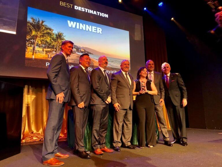 Puerto Vallarta named Best Destination 2019 by Apple Vacations
