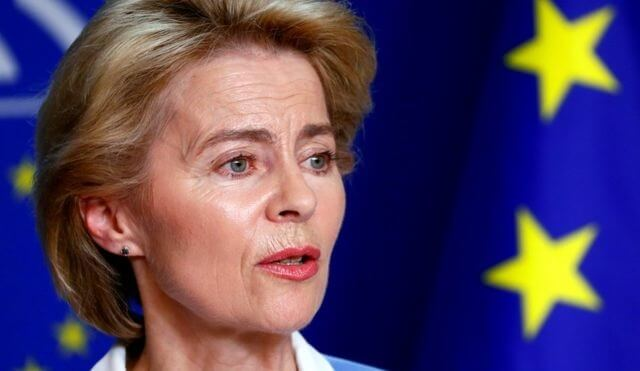 EU incoming chief: European Union ready for 'no-deal' Brexit