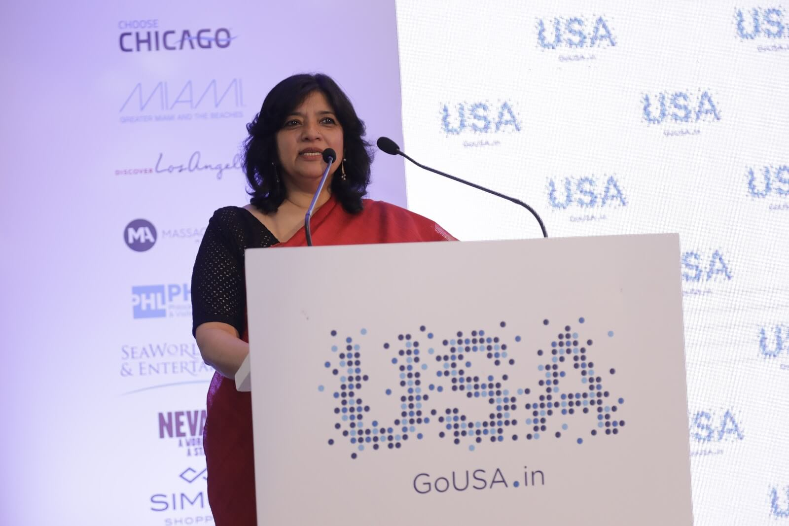 Brand USA's travel mission:  Incredible India