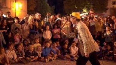 Slow Tourism: The Ghost Village of Celleno celebrates art