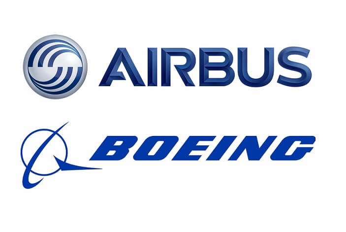 Airbus immediate future looks brighter than Boeing's