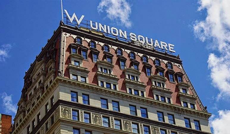 Marriott turns W New York-Union Square into brand's flagship in North America