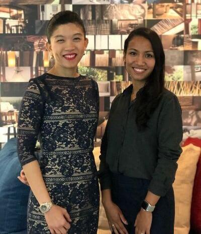 Sala Hospitality Group appoints two senior female Asian executives