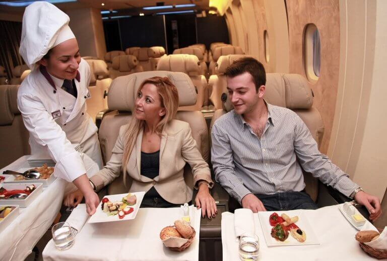 IATA: Rising air traffic, quality food demand drive in-flight catering market growth