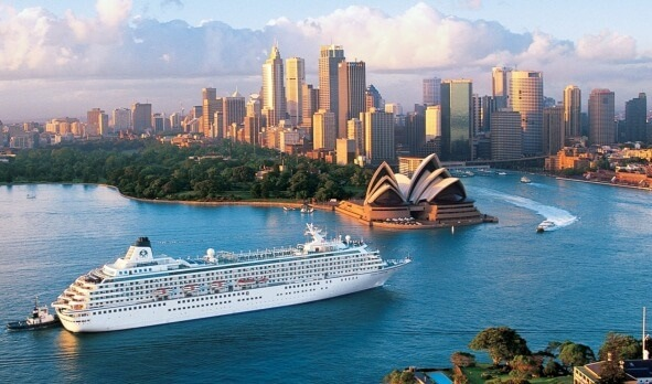 Australia's cruise industry paves way for mass expansion