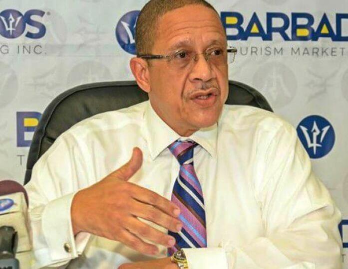 Barbados Tourism CEO announces his resignation